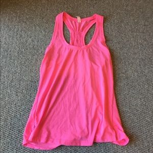 Lucy workout top